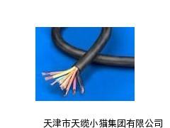 音频钢带铠装通信电缆HYV22