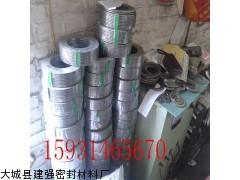 带内外加强环304材质金属缠绕垫片生产厂家标准尺寸