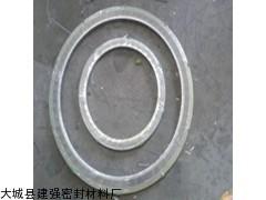 不锈钢内环金属缠绕垫 内加强环石墨缠绕垫 带定位环金属缠绕垫