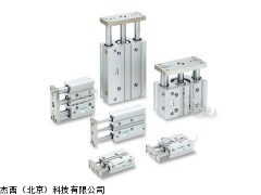 CKD STG系列 带导杆气缸, STG系列 带导杆气缸