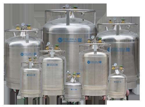 自增压液氮罐YDZ-500
