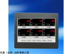 杰西北京厂家直销JT-3190S/3190W分体式无纸记录仪