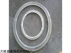供应316齿形垫片 不锈钢石墨齿形垫片 金属齿形复合垫片
