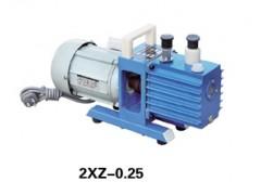长沙2XZ-0.25型号旋片式真空泵,上海谭氏真空泵批发