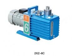 实验室真空油泵厂家,2XZ-6C型号旋片式真空泵长沙销售