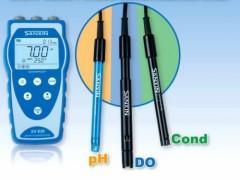 长沙实验室用PH电导率双参数检测仪,便携式PH计/电导率仪