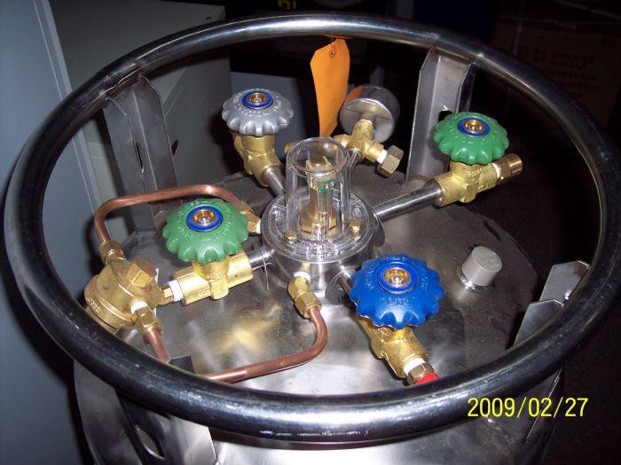XL-45液氮罐