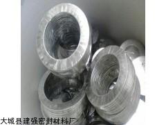 金属垫片  耐腐蚀金属四氟缠绕垫  柔性石墨金属缠绕垫片