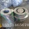 生产优质金属缠绕垫片 柔性石墨金属缠绕垫片 发货