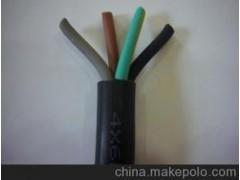 矿用移动屏蔽橡套软电缆MYPD橡套电缆