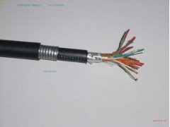 MHYVP 矿用信号电缆(2-10对)