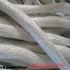 硅酸铝绳  钢丝增强硅酸铝纤维绳