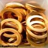 家供应优质黄铜垫片 紫铜垫片