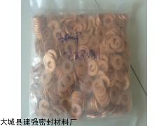 批发生产紫铜垫片  促销紫铜垫片