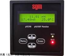 杰西北京一级代理意大利SGM pH298 在线ORP计