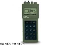 杰西北京代理意大利哈纳HI98185高性能防水型PH测定仪