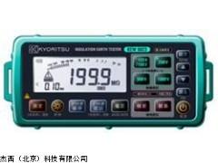 杰西北京代理日本共立 KEW6023接地电阻测试仪