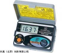 杰西北京代理日本共立 410接地电阻测试仪