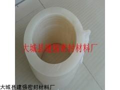 厂家生产 白色半透明硅胶垫片  环保硅胶垫片
