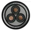 电缆YJV42 3*25+2*16钢丝铠装电力电缆