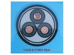 MYJV228.7/10KV3*35矿用交联电力电缆