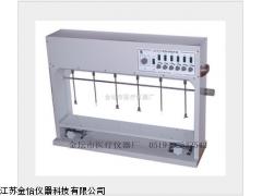 常州JJ-3六连电动搅拌器供应商
