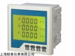 LT194AV联泰单三相数显表电流电压功率因素谐波组合频率表