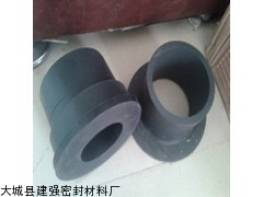 供应钢衬四氟管  耐磨改性石墨四氟管 ptfe模压管