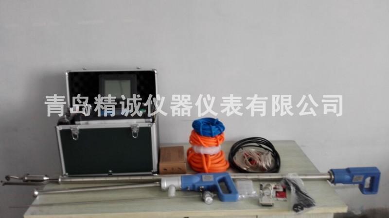 电厂脱硫脱烟囱气分析仪,教程硝烟采样仪_v电厂popping烟尘图片