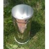 雨量量筒,雨量器,不锈钢雨量筒,专业雨量筒