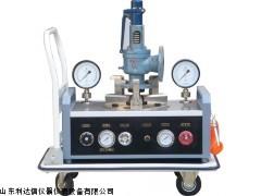 安全阀定压校验台/式安全阀定压校验台LDX-HSAT-QBC