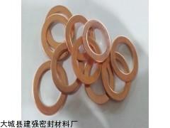 大量供应退火紫铜垫片厂家