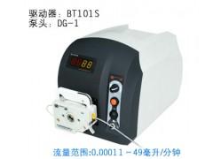 BT101S蠕动泵/恒流泵,长沙实验室蠕动泵报价,蠕动泵流量