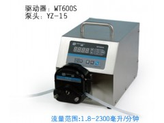 WT600S蠕动泵/恒流泵,雷弗工业蠕动泵,WT系列蠕动泵
