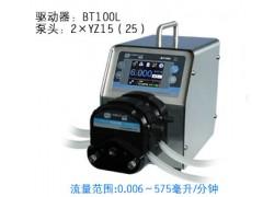 BT100L 蠕动泵 长沙智能恒流泵 实验室工厂专用