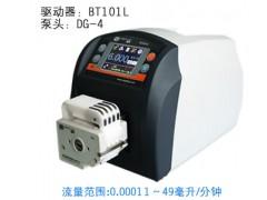 BT101L蠕动泵/恒流泵,实验室智能流量蠕动泵,恒流泵报价