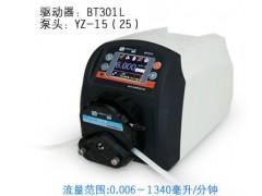 BT301L蠕动泵/恒流泵,实验室液体传输泵/计量泵/进样泵