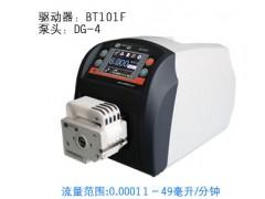 BT101F蠕动泵/恒流泵,智能分配性恒流泵,长沙灌装泵