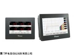 AI大屏系列多路显示报警仪表,厦门宇电温控器
