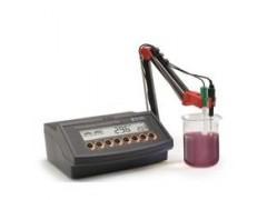 温度测定仪价格,HI2222专业实验室pH/ORP温度测定仪