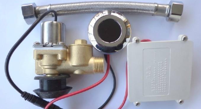 美标冲厕电磁阀 美标小便感应器维修