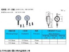 半价优惠杠杆千分表新款LDX-J-YY-±0.1*0.002