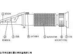 厂家直销酒精度折光仪新款LDX-511ATC (0-80%)