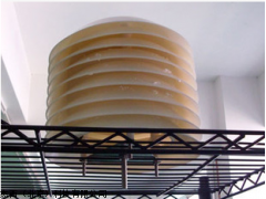 防辐射罩 9层高度 抗紫外线 防辐射 轻型百叶箱
