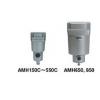 smc微雾分离器,smc带前置过滤器的微雾器