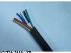 野外用橡套软电缆4*25电缆价格