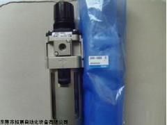 smc油雾分离器减压阀,AWM系列AWM20-02Ccob固定环图片