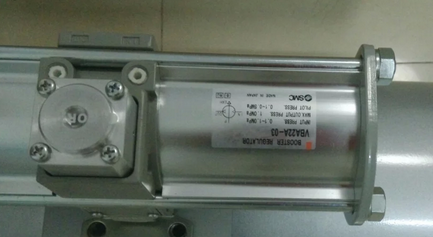 smc气体增压阀,smc增压阀日本原装图片