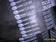 圆弧齿同步带5M-380/5M-385/5M-390