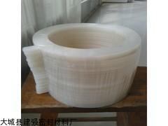 白色透明硅胶垫片生产厂家